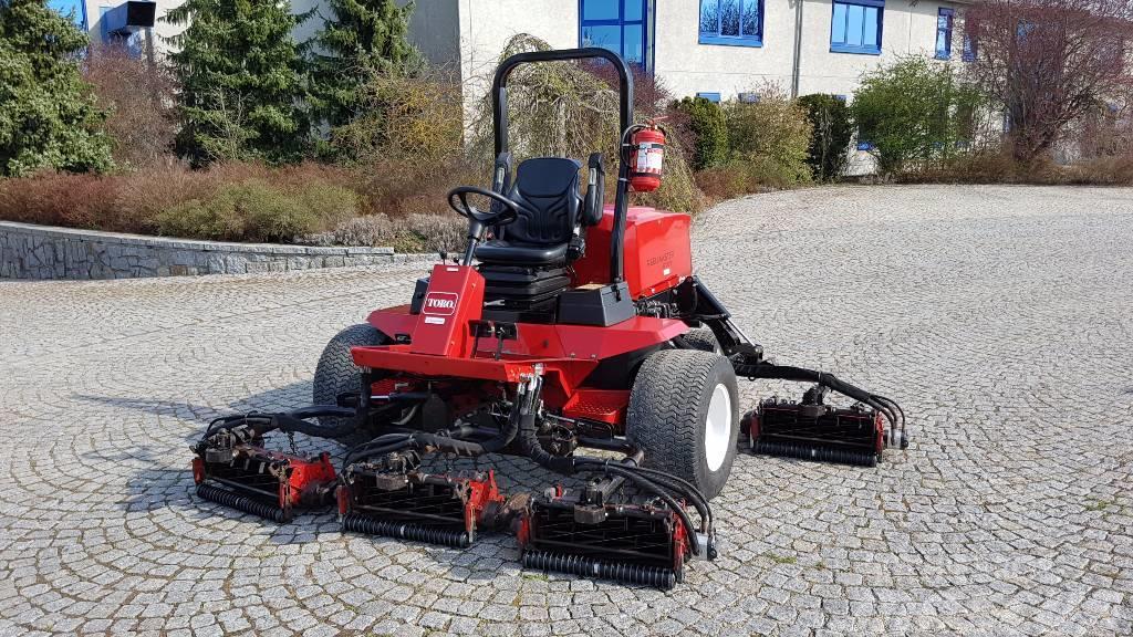 Toro Reelmaster 6700 Fairway Spindelmäher