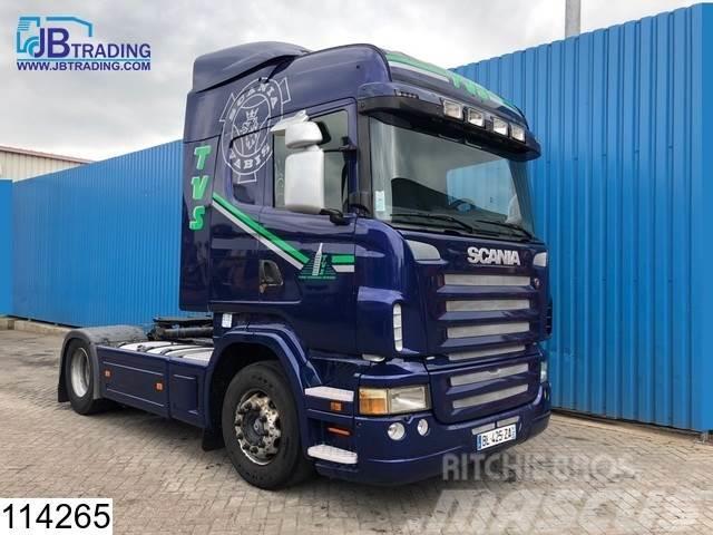 Scania R 420 Motor defect, Manual, Retarder, Airco