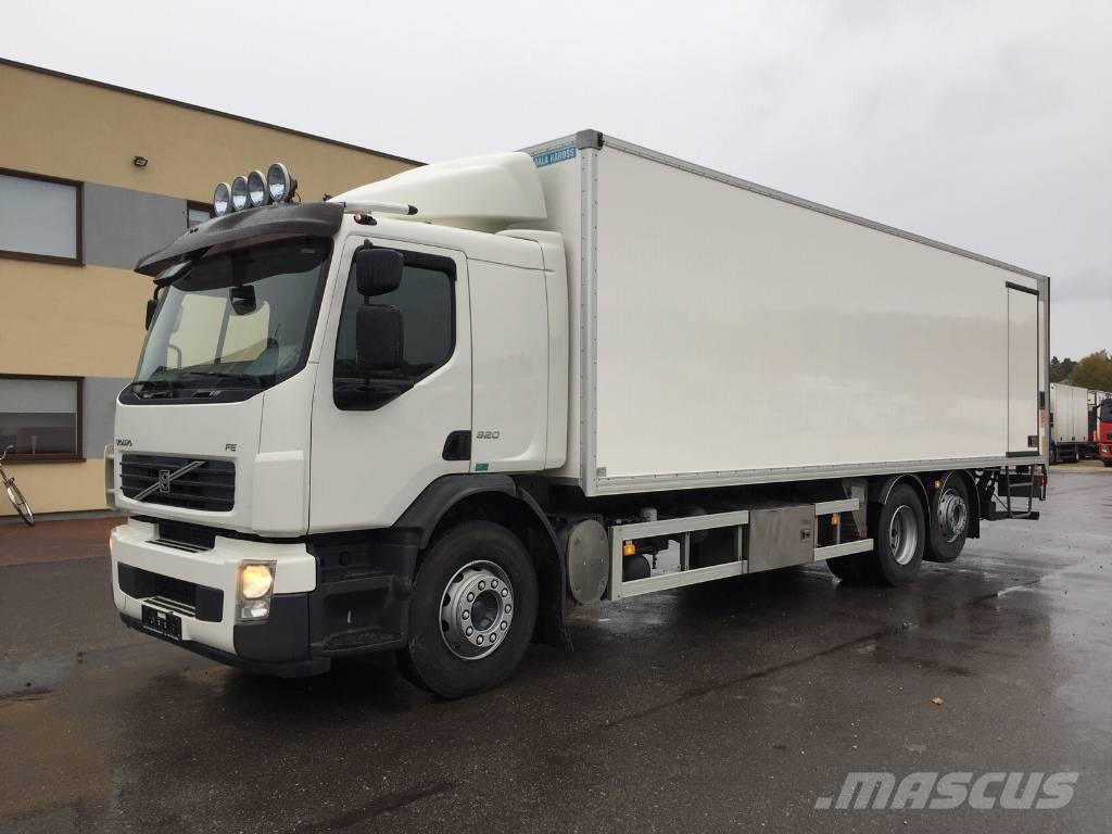 Volvo FE 320 6x2+MANUAL+LIFT
