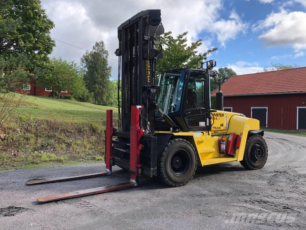 Hyster 16XM-6
