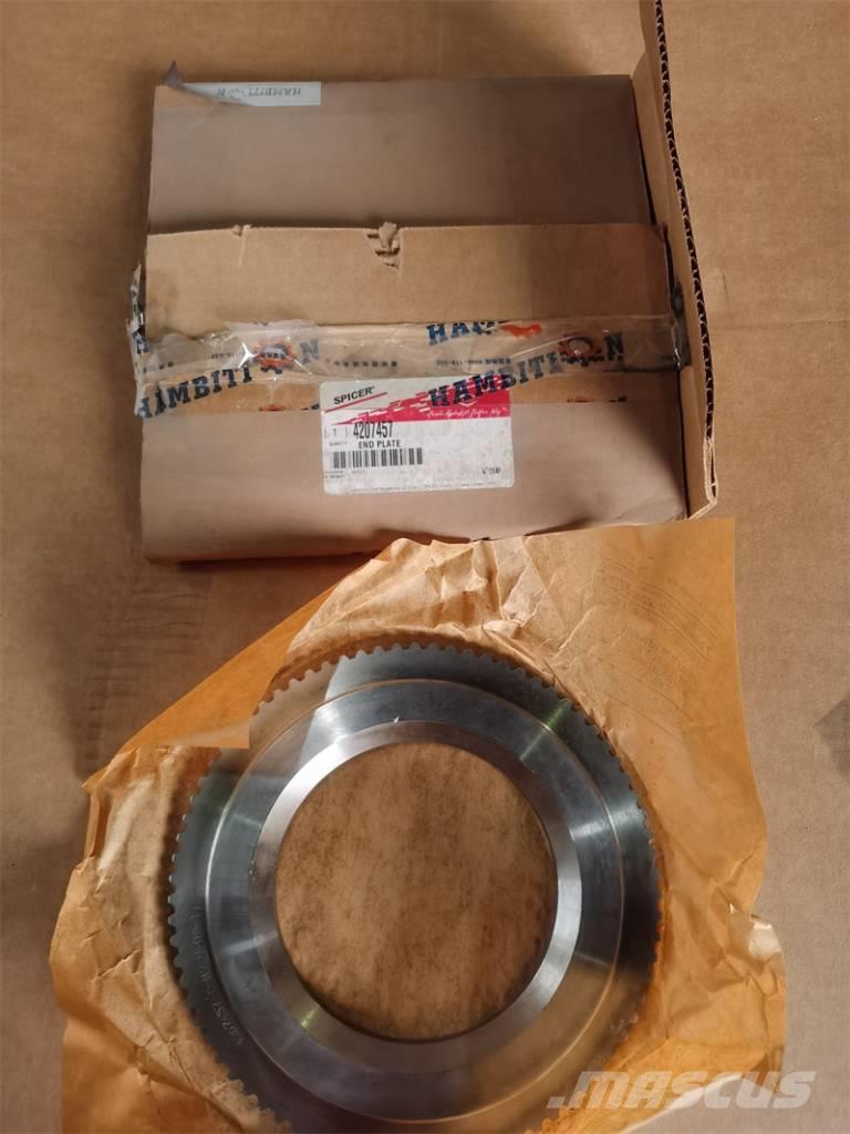 Dana End plate 4207457