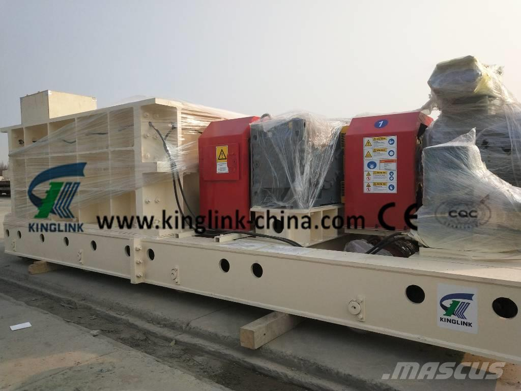 Kinglink Single Toothed Roller Crusher/Coal Size PLF100/200