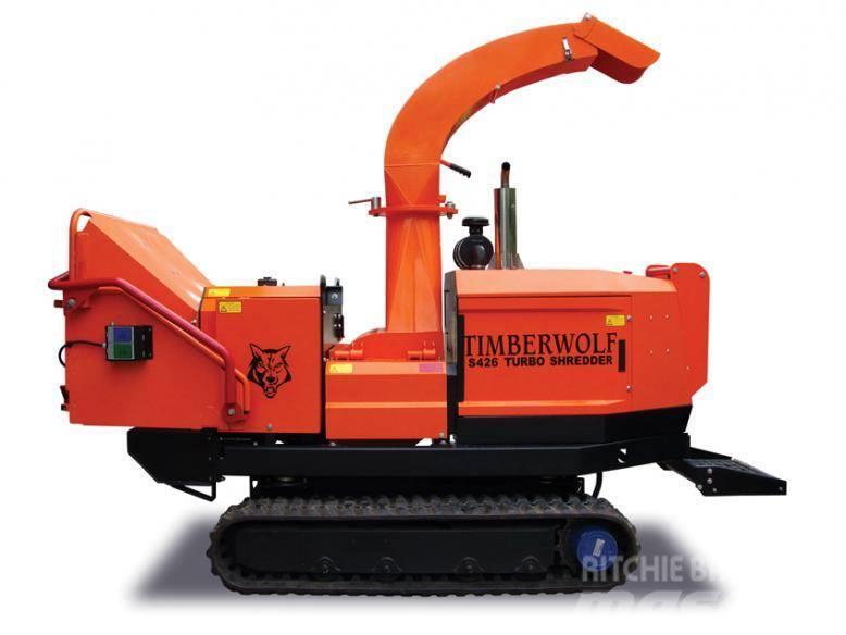 Timberwolf TWS 426TFTR Holzhäcksler - Raupenhäcksler