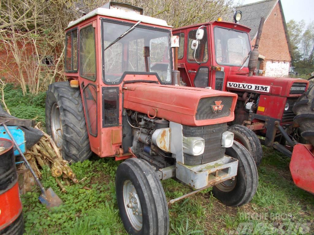 Massey Ferguson 158V udv. bredde 120-180cm