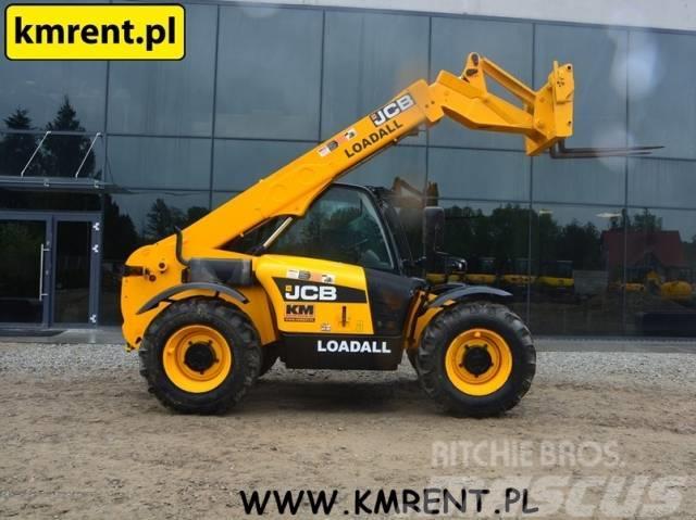 JCB 531-70 536-70 527-58 CAT TH 336 406 MANITOU 625