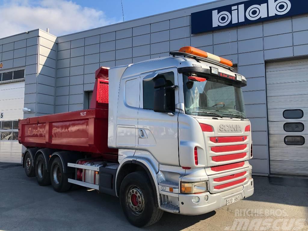 Scania R480LB8X4*4HSA