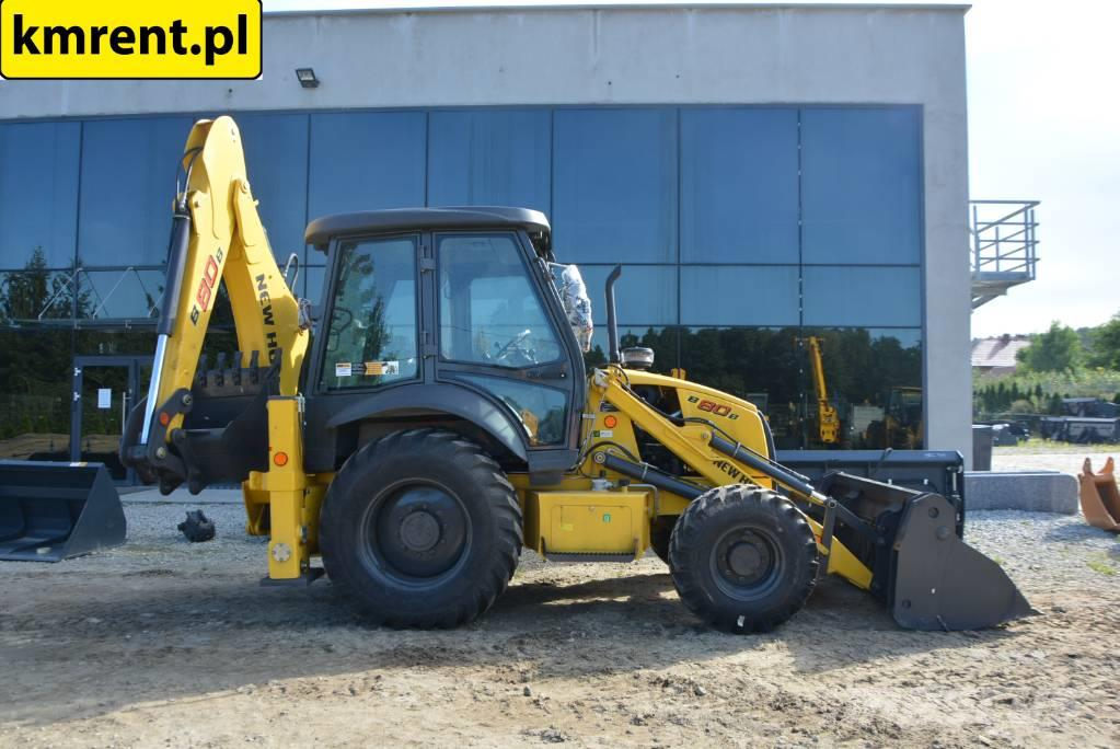 New Holland B 80 B