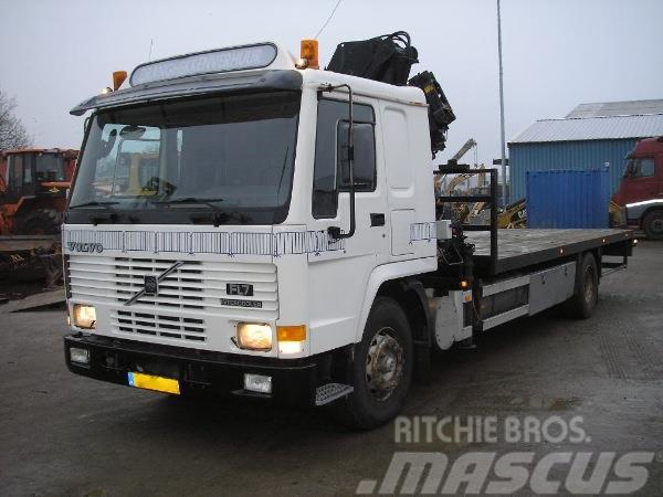 Volvo FL7 + HIAB 195-3