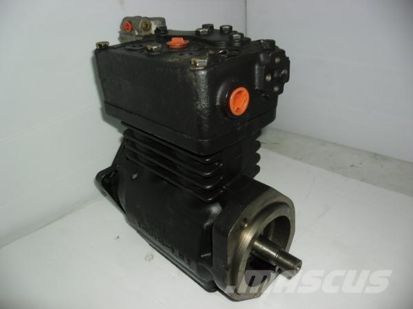 Caterpillar TU-FLO 550 Compressor