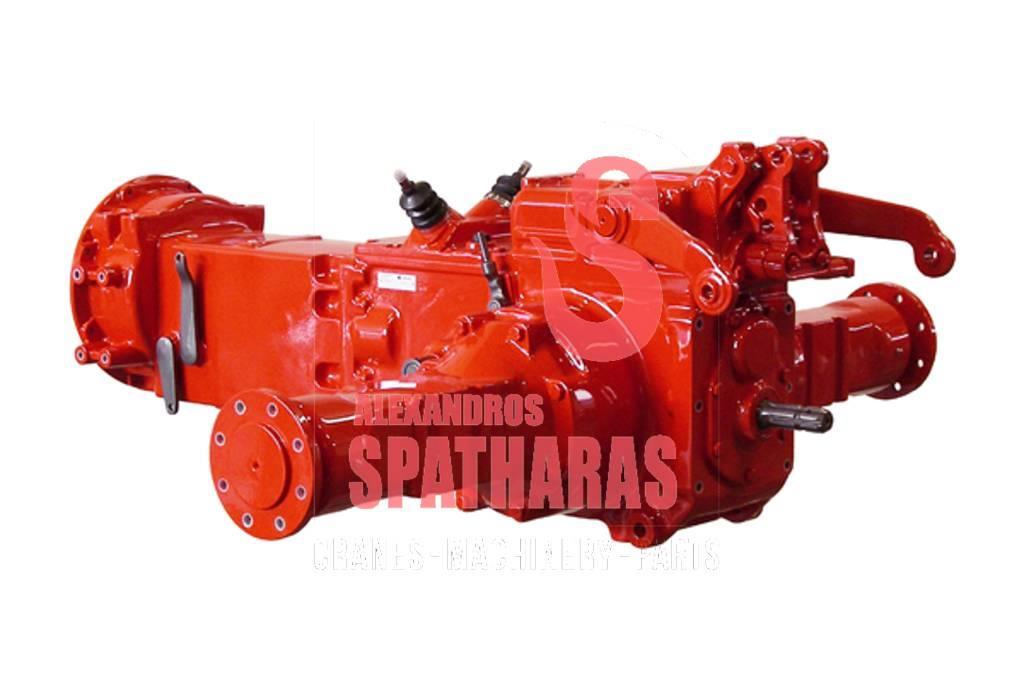 Carraro 150014drum brakes, complete