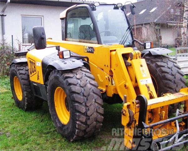 JCB 541/70 AGRI XTRA