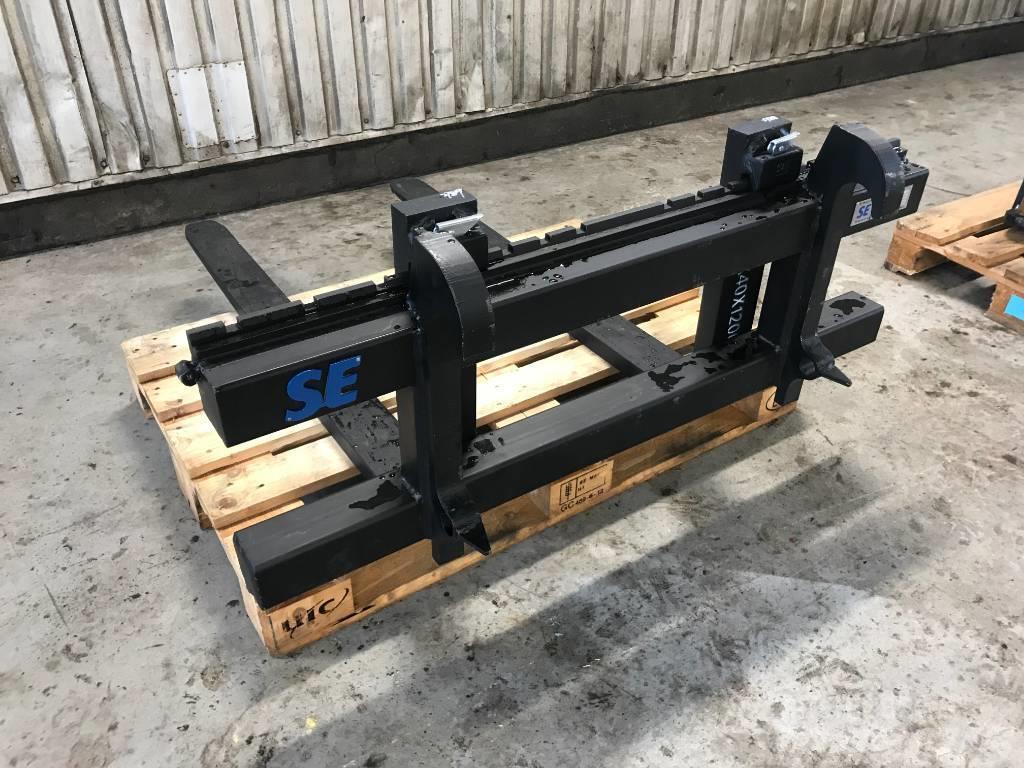 [Other] Pallgafflar 2,5 ton SMS / Trima  SE