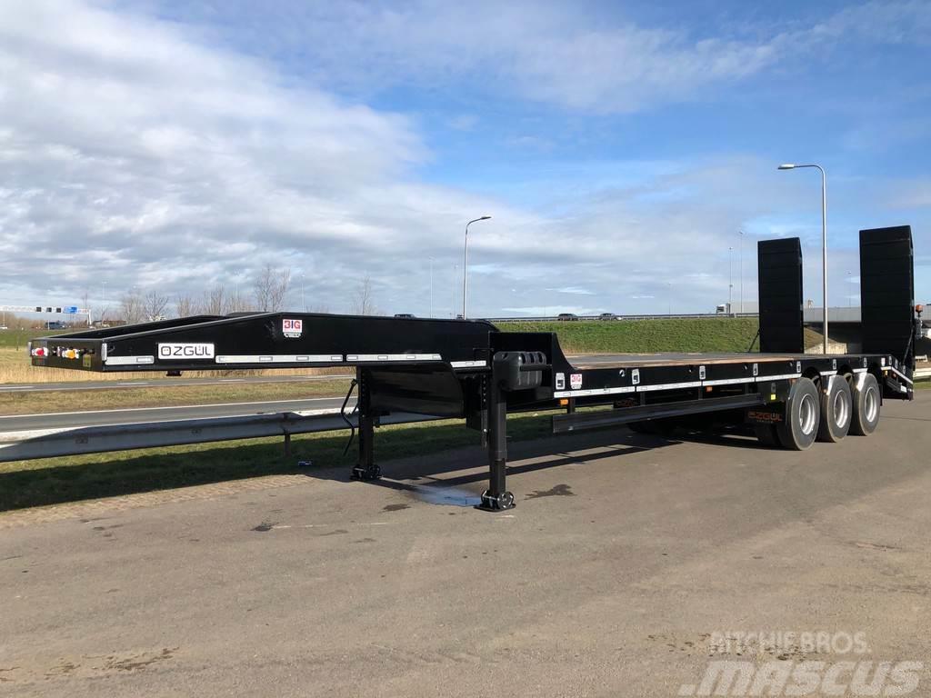 Ozgul LW3 60 Ton 3 m Hydraulic ramps
