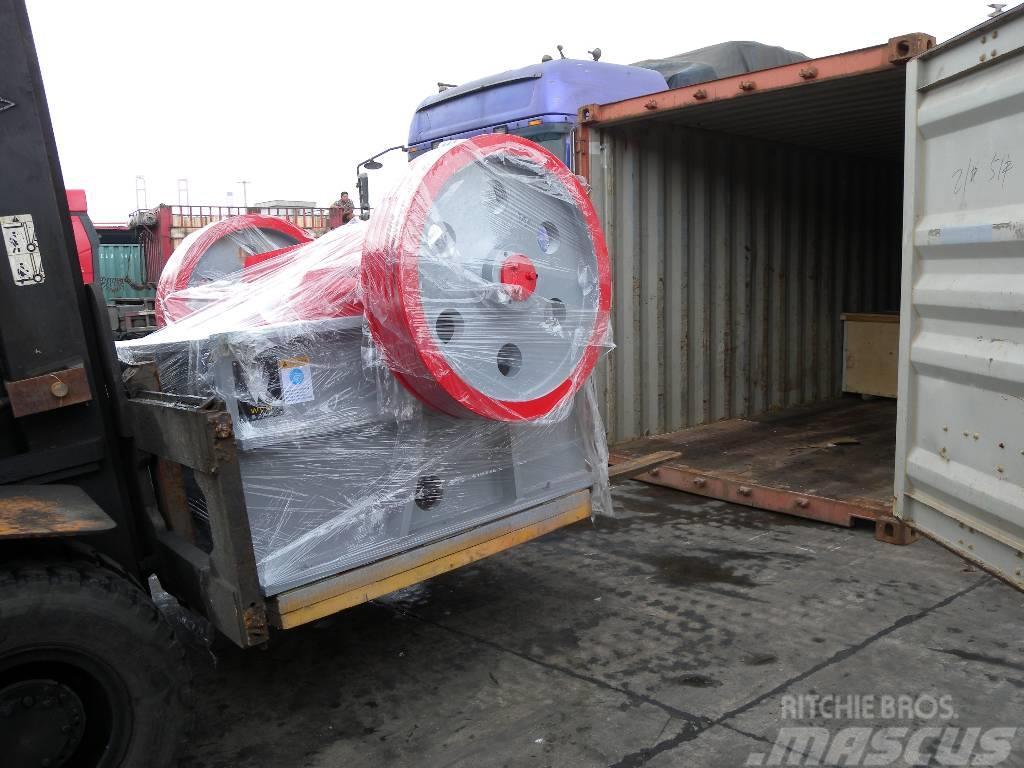 White Lai Stone Crushing Equipment PEX-250x1200
