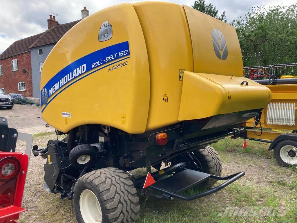 New Holland RB150 SF