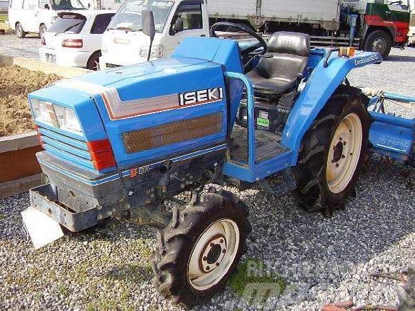 Iseki TA210F