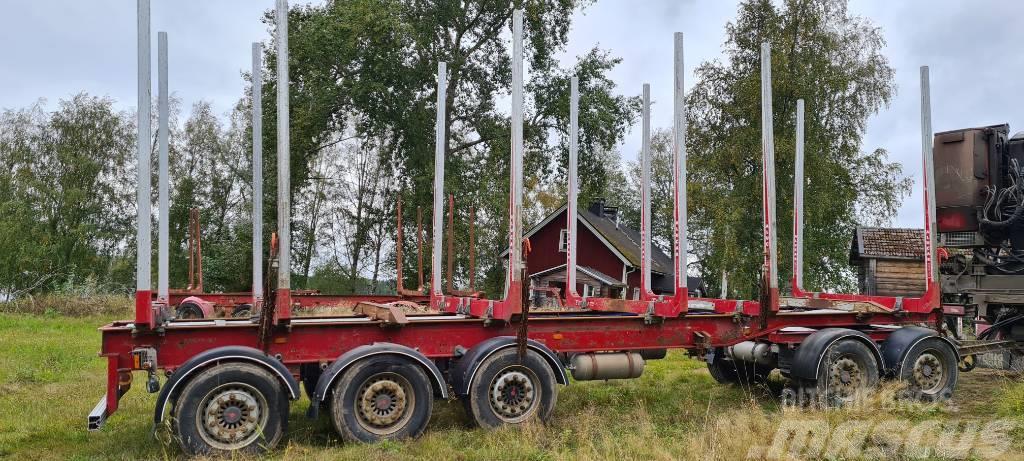 Närko Puuperävaunu