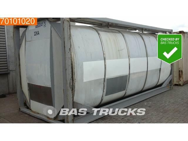 Van Hool 20Ft Tankcontainer IMO-2 26000Ltr 20ft