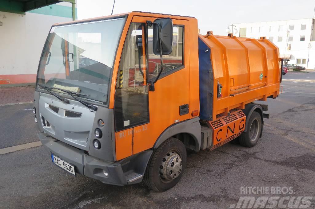 Bucher 1002GN lis na odpadky