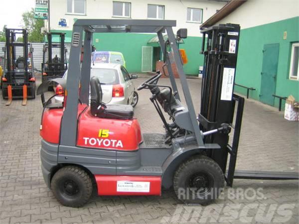 Toyota 6FG15