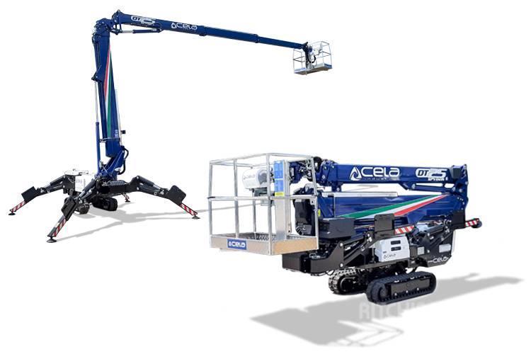 Cela Spyder DT25 Spinrupshoogwerker | Hoogwerker