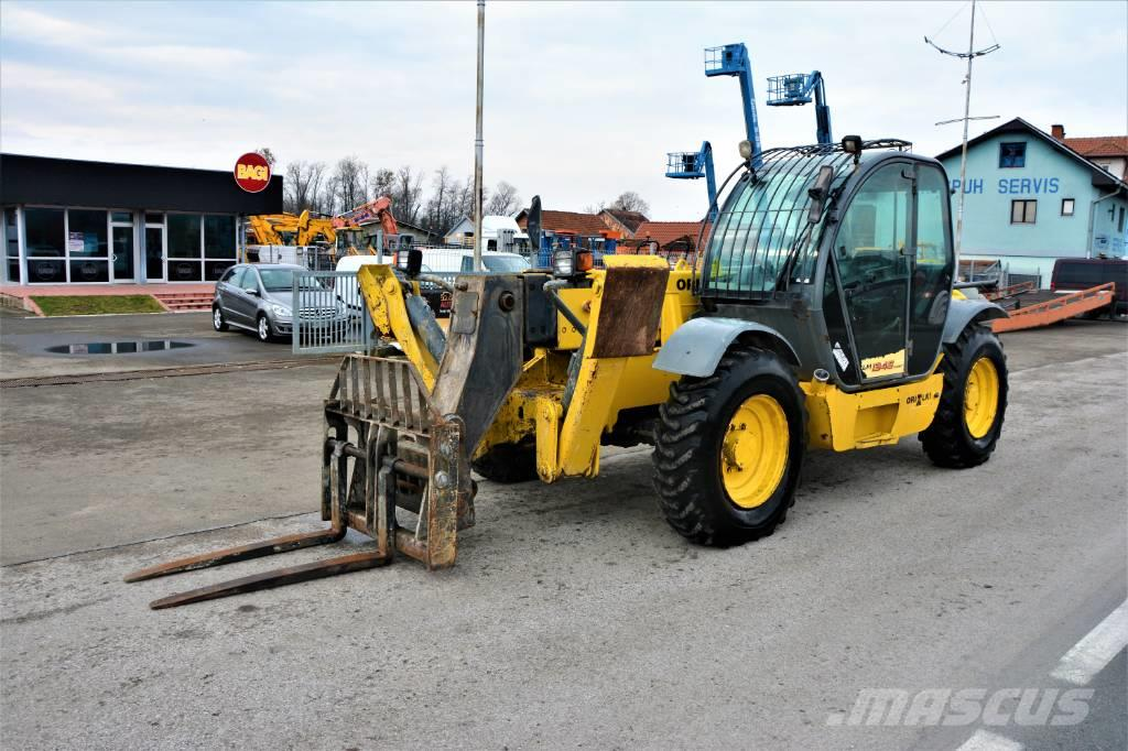 New Holland LM 1345 Turbo