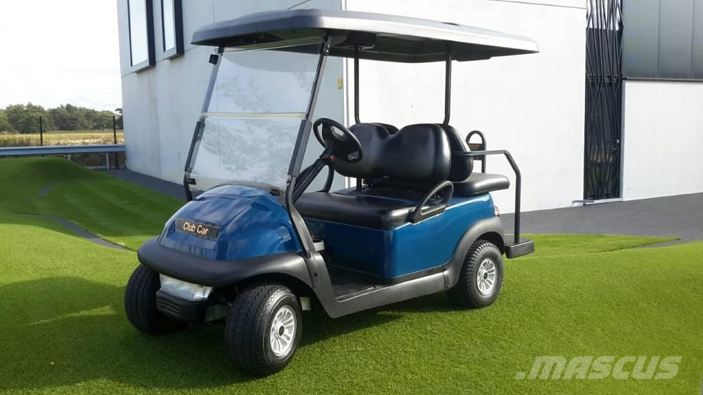 [Other] GOLFCAR CLUBCAR VILLAGER 4 BATTERY PACK 2019