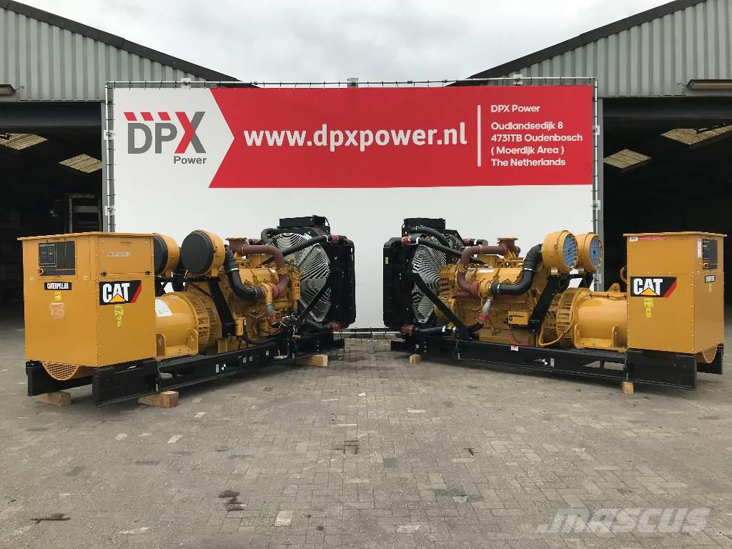 Caterpillar C32 - 1.100 kVA Generator - DPX-18034