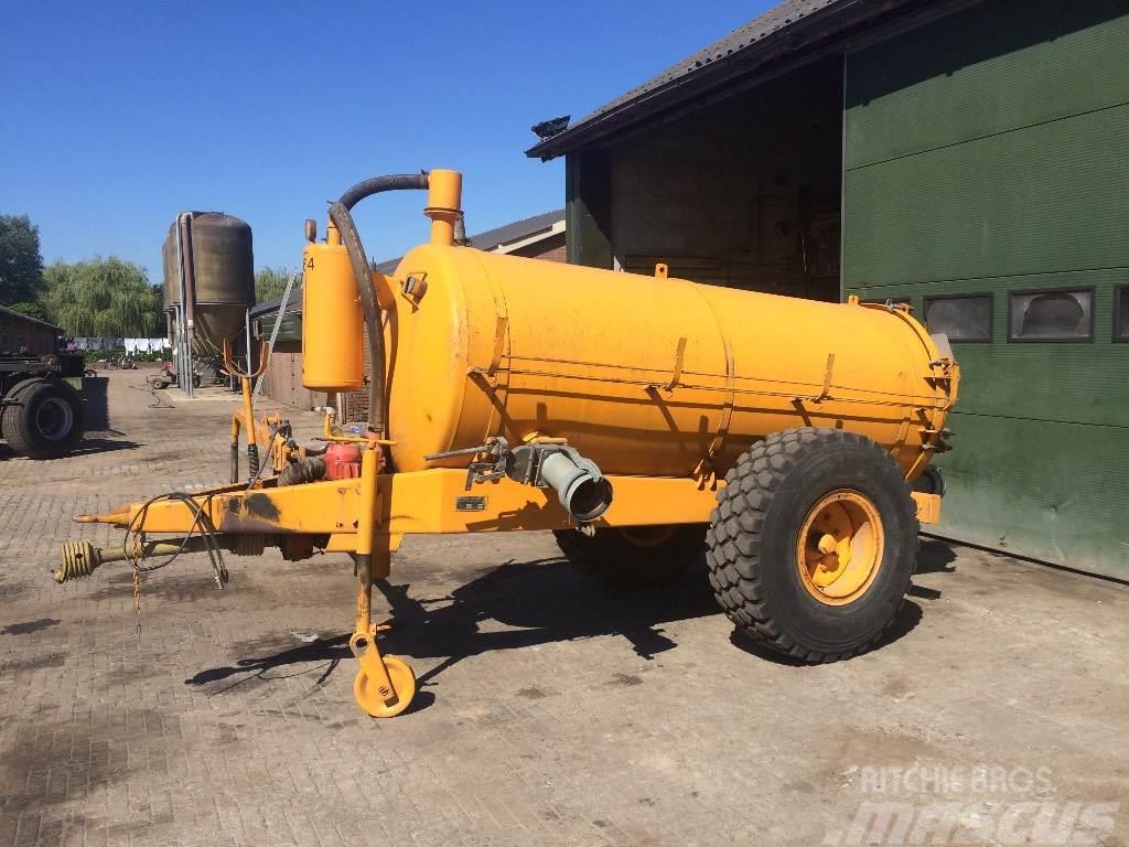 Veenhuis Tank 3600 liter