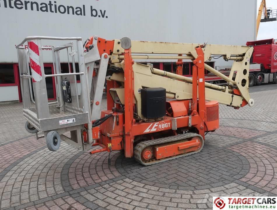 Teupen Leo 18GT Articulated BiFuel Tracked BoomLift 17.9M