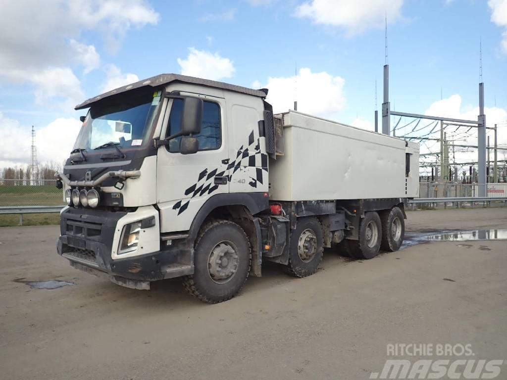 Volvo FMX 540 8x4