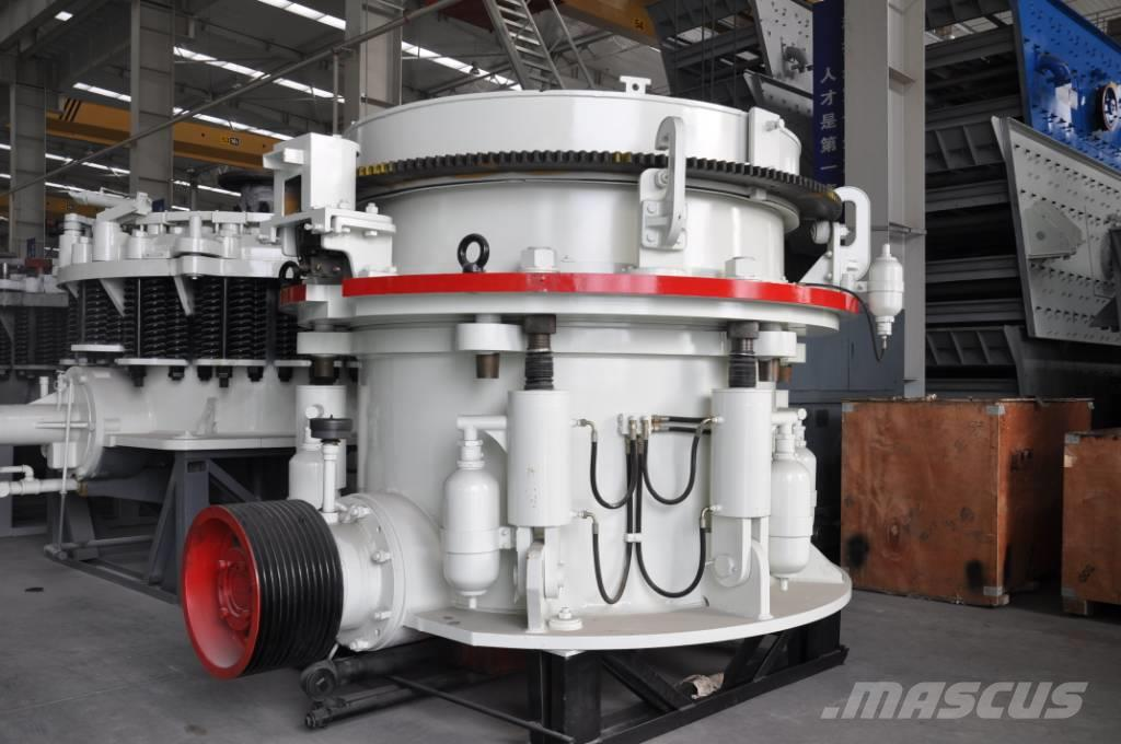 Liming 220-440 t/h HPT300 Trituradora de cono hidráulica