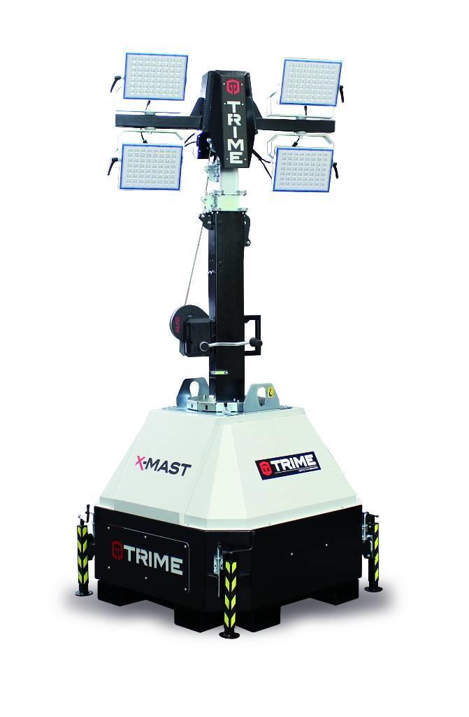 [Other] Trime X-Mast mobiler Teleskopmast