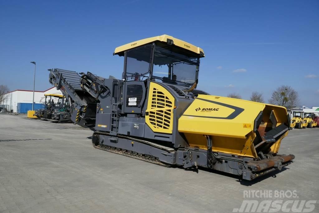 Bomag BMF 2500 S Offset