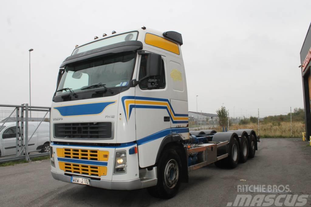 Volvo FH12 6X4 / 8X4