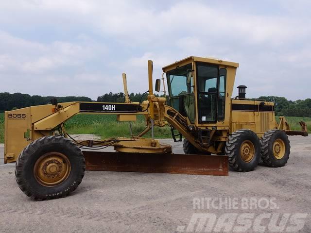 Caterpillar 140 H + RIPPER + PUSHBLOCK - 3306 ENGINE