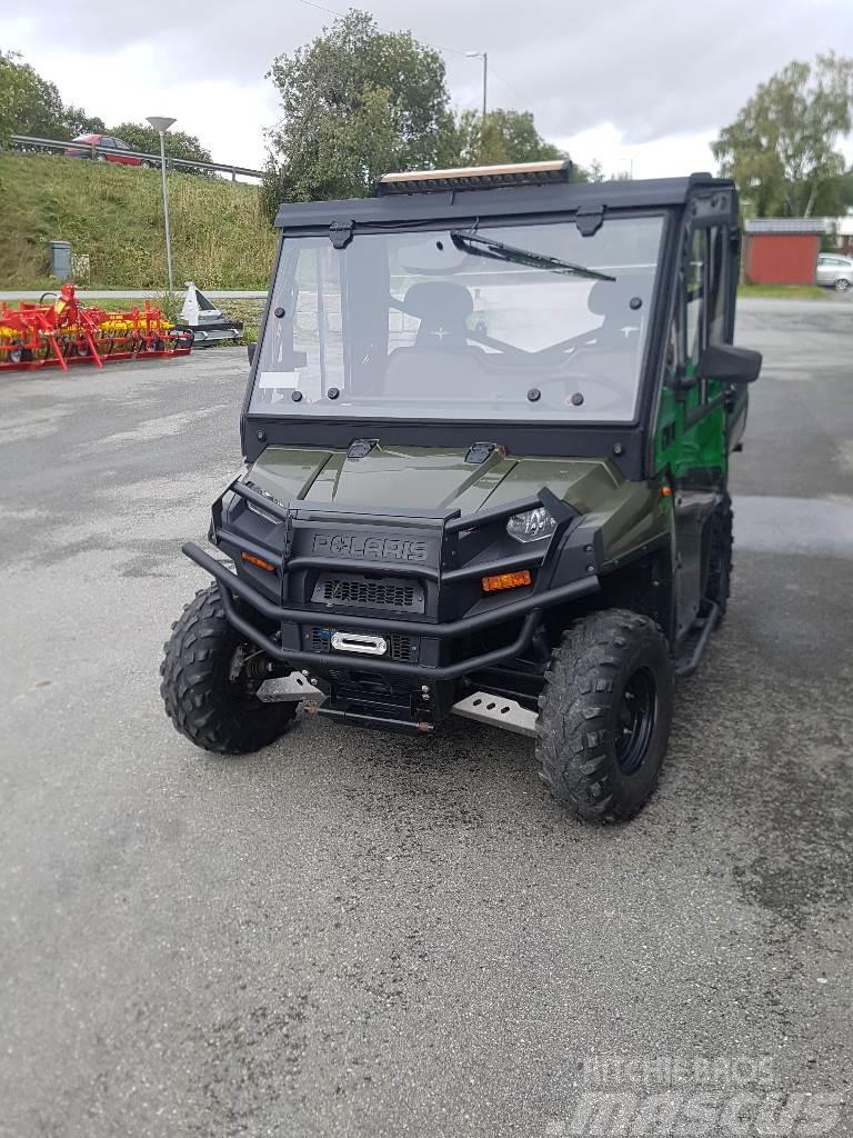 Polaris Ranger diesel 800