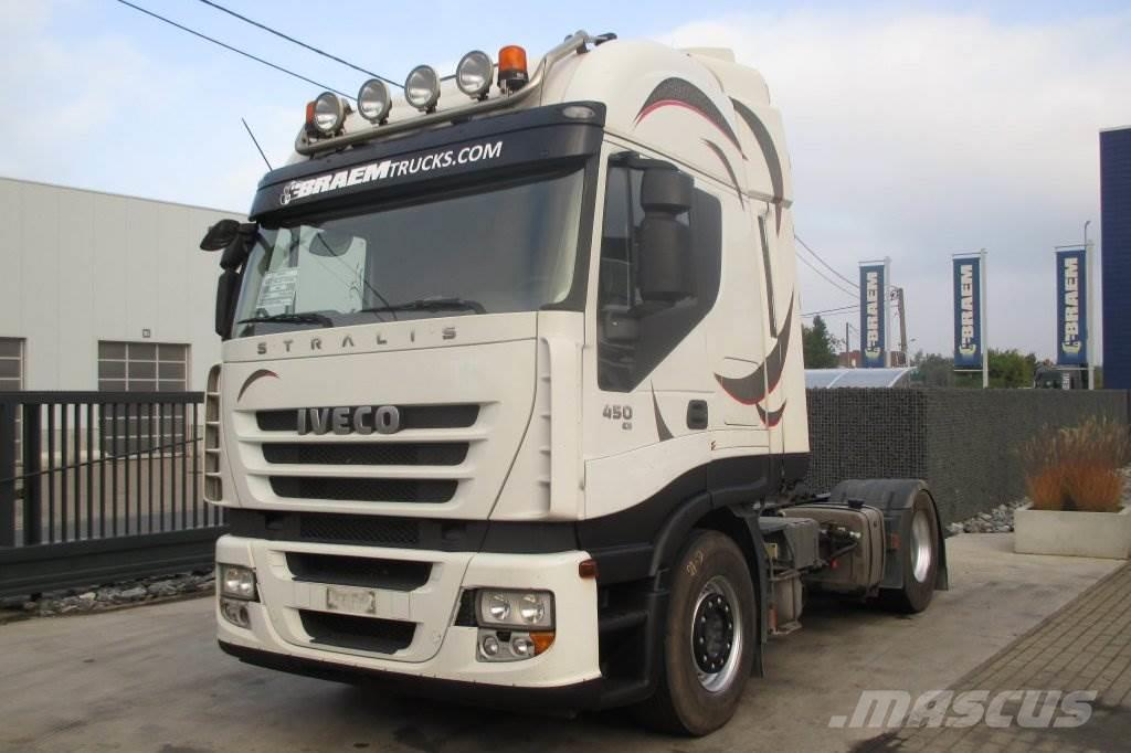 Iveco STRALIS 450 BLS+EURO 5+HYDR.