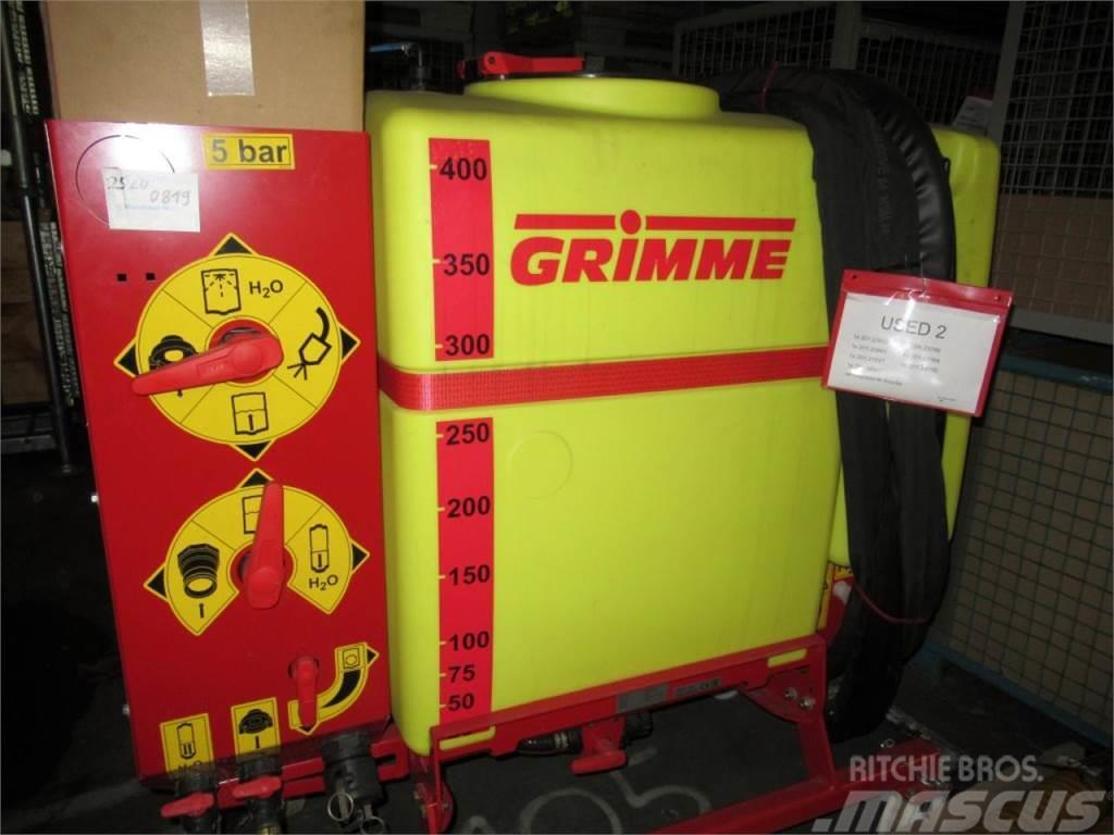 Grimme Ersatzteil Fassanlage Front 400 l
