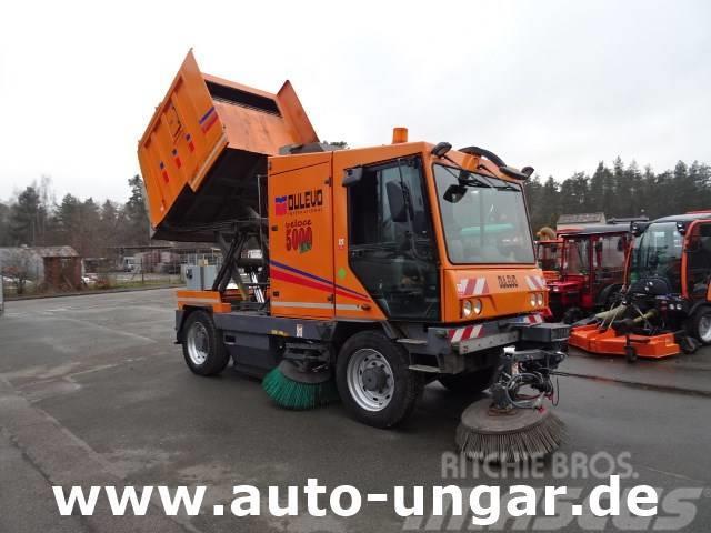 Dulevo 5020S Veloce 5000 Hochentleerung 70km/h Euro 5