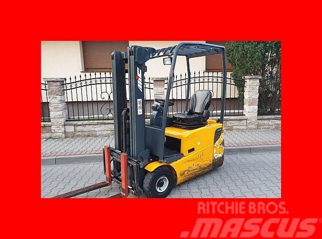 Jungheinrich EFG MIC JEac 15 Wózek Widłowy Stapler Forklift