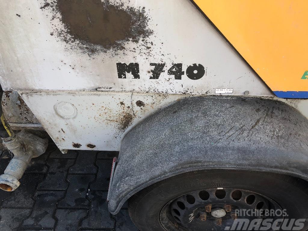 Putzmeister M 740