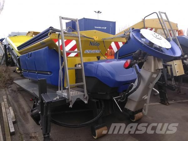 Nido Stratos Strooier, Wet Gritter 4M3 B40-36 PCLN490 4