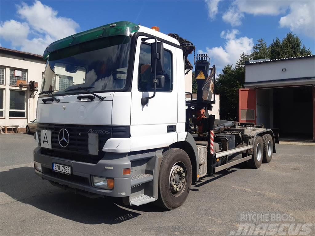 Mercedes-Benz ACTROS 2640 L 6x4