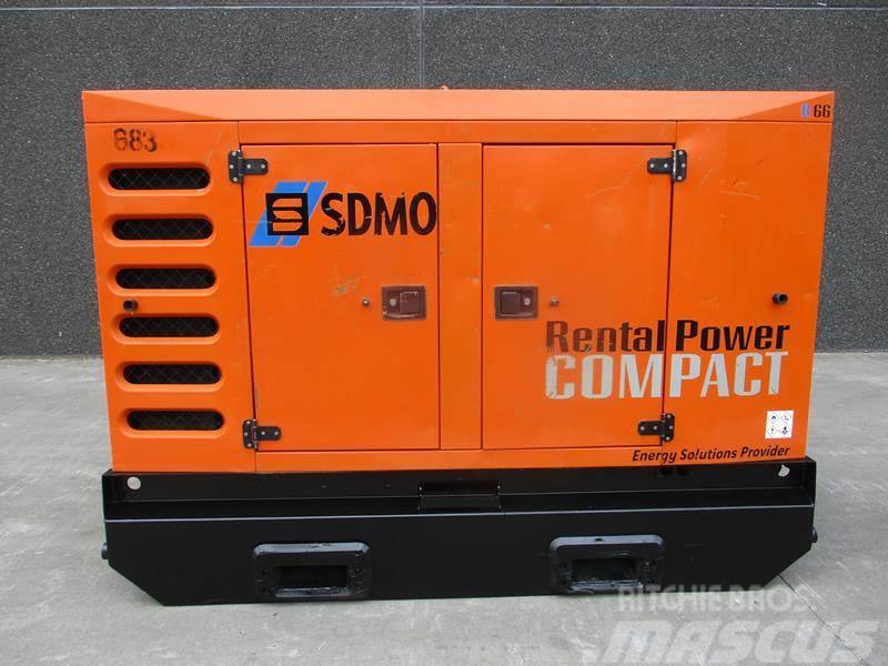 Sdmo R 66 C 3