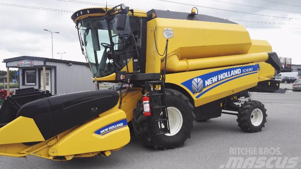 New Holland TC 4.90 HYDRO