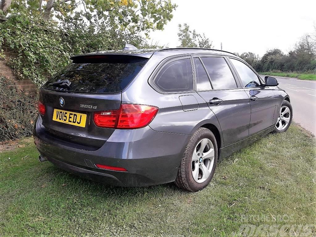 BMW 320D Touring ED 6sp Man