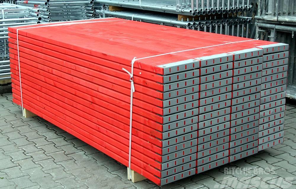 Plettac Distribution timber deck 250 cm