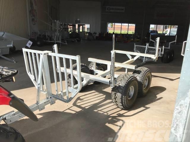 [Other] Vedboggie till fyrhjuling