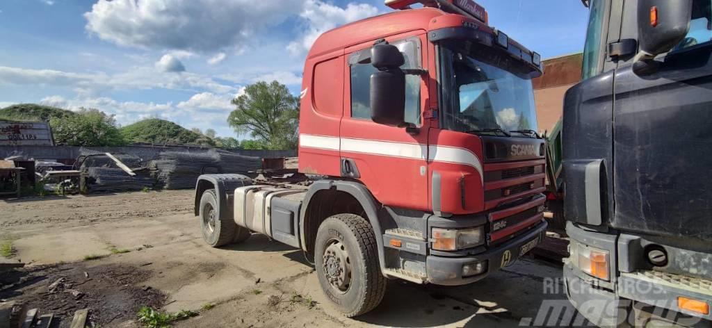 Scania 124 C 4X4 420
